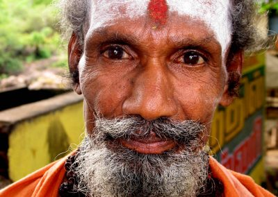 Hindu Sadhu, Pothigai, Tamil Nadu South India
