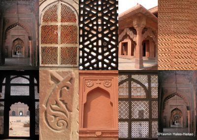 Indian Taj Mahal Architectural Styles-1