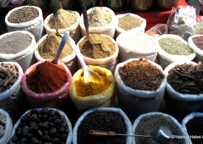 Indian spices, Goa, India-1